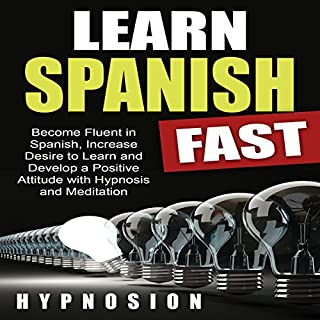 Learn Spanish Fast audiobook cover art