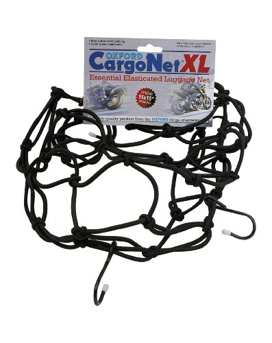 OXFORD MOTORCYCLE CARGO LUGGAGE NET - UNIVERSAL FITTING NEW