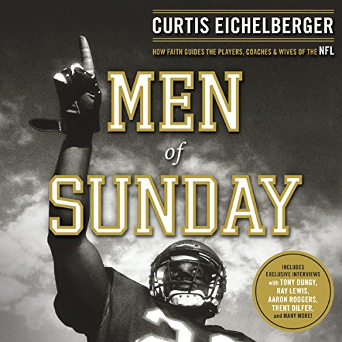 Men of Sunday audiobook cover art