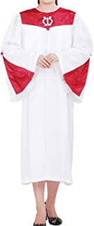 Ephod Unisex Choir Robe, Church Worship Clergy Robe, Christian/Catholic Apparel