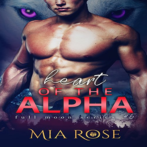 Heart of the Alpha audiobook cover art