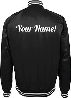 If Gigi Can Customize a Jacket: Unisex Nylon Bomber Baseball Jacket