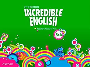 Incredible English: Levels 3 and 4: Teacher's Resource Pack