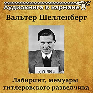 Вальтер Шелленберг - Лабиринт, мемуары гитлеровского разведчика