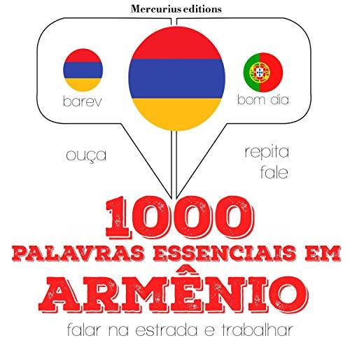 1000 palavras essenciais em armênio cover art