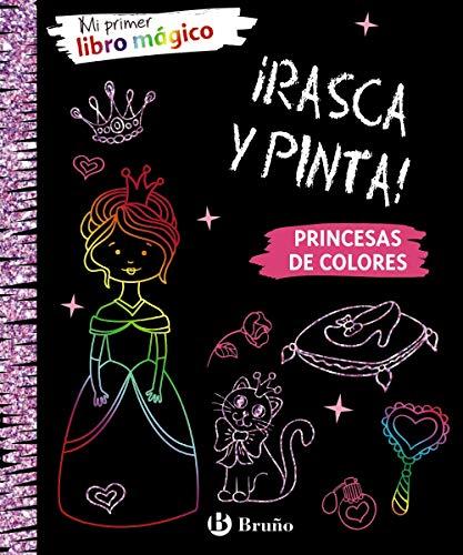 Mi primer libro mágico. Princesas de colores (Castellano - A Partir De 6 Años - Manipulativos (Libros Para Tocar Y Jugar), Pop-Ups - Otros Libros)
