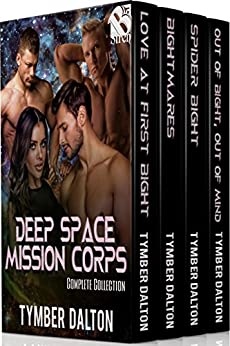 Deep Space Mission Corps Complete Collection [Box Set 79] (Siren Publishing Menage Everlasting) by [Tymber Dalton]