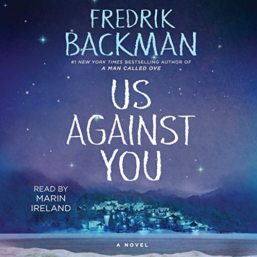 Us Against You audiobook cover art