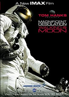 IMAX:Magnificent Desolation - Walking on the Moon