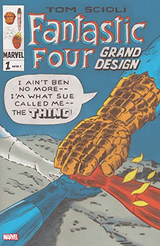 Fantastic Four: Grand Design (2019) #1 (of 2) (English Edition)