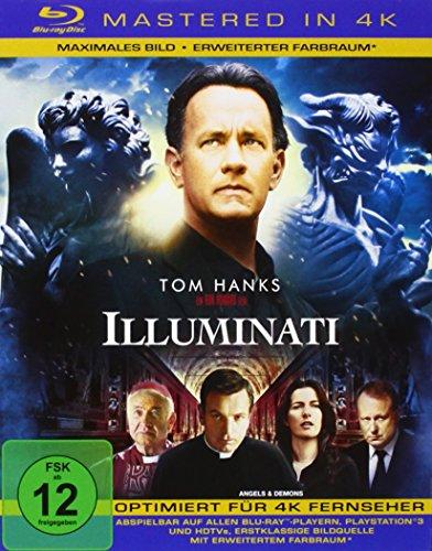 Illuminati  (Mastered in 4K) [Blu-ray]