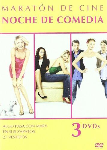 Noche de Cine: Algo pasa con Mary /En sus zapatos/ 27 Vestidos [DVD]