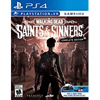 The Walking Dead: Saints & Sinners Complete Edition for PlayStation 4 by Maximum Games