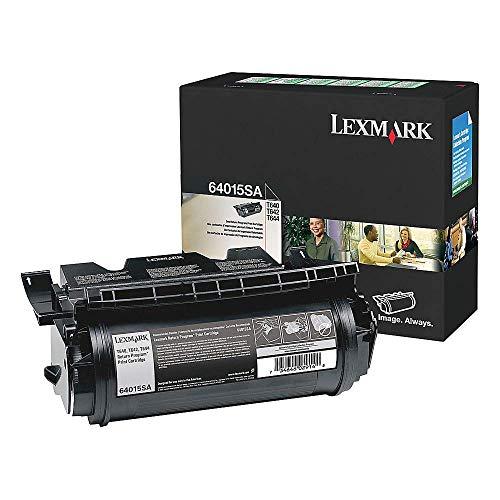 Lexmark 64015SA RETURN PROGRAM CART Toner Cartridge