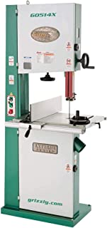 Grizzly G0514X Extreme Series Bandsaw, 3 HP, 19-Inch