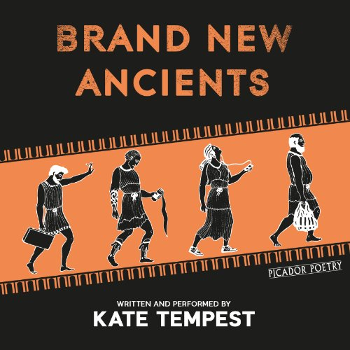 Brand New Ancients audiobook cover art