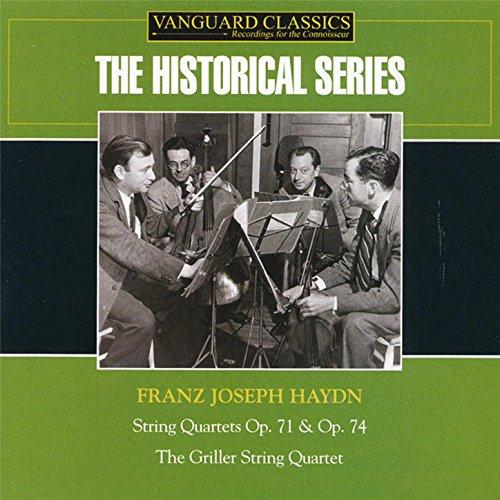 Quartet In C Major, Op. 74, No. 1: IV. Vivace