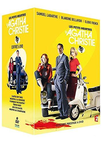 Les Petits meurtres d'Agatha Christie-Saison 2-Épisodes 01 à 06
