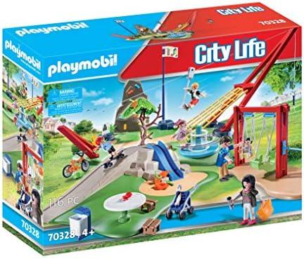 Playmobil Park Playground Amazon Exclusive product image