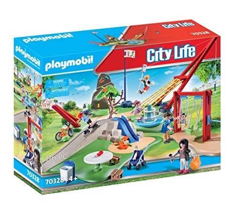 Playmobil Park Playground [Amazon Exclusive]