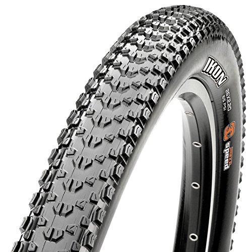 Maxxis Fahrrad Reifen Ikon Exception // alle Größen, Ausführung:schwarz, Faltreifen, Dimension:57-622 (29×2,25´´)