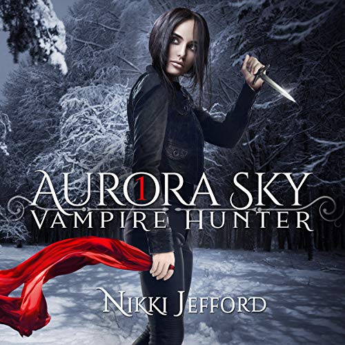 Aurora Sky audiobook cover art