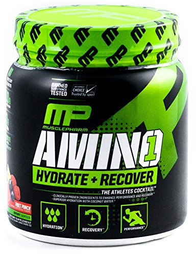 Muscle Pharm amino 1 Supplement - 51j 5v6uPqL