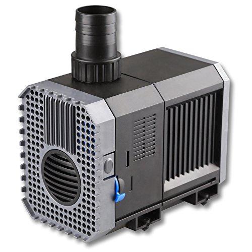 SunSun CHJ-5000 ECO Teichpumpe 5000l/h mit nur 80W