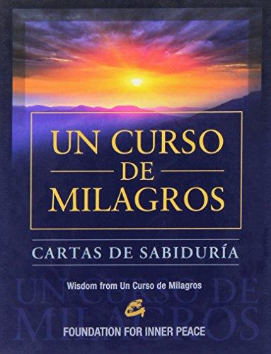 Cartas de sabiduría de Un curso de milagros (Spanish Edition)