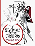 Nightmare Before Christmas Coloring Book: Nightmare Before Christmas Perfect Book Coloring Books For Adult And Kid With Newest Unofficial Images
