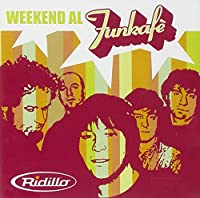 RIDILLO - WEEKEND AL FUNKAFE' (1 CD)