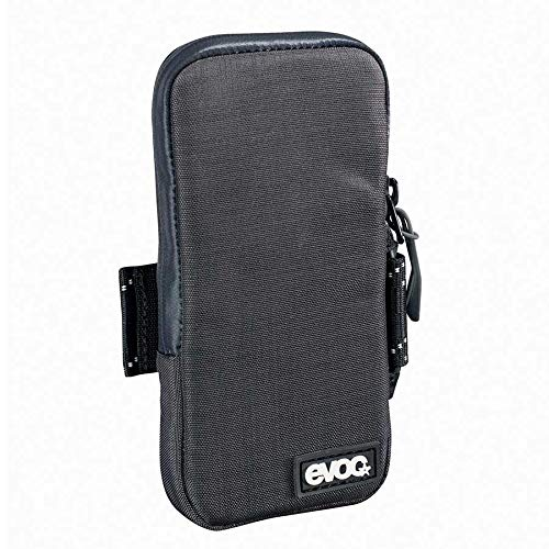 EVOC Sports GmbH PHONE CASE étui pour téléphone portable, Gris charbon chiné chiné, 7,5 x 15,5 x 1,8 cm
