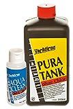 Yachticon Pura Tank 500ml & Aqua Clean AC 1000 ohne Chlor 100ml