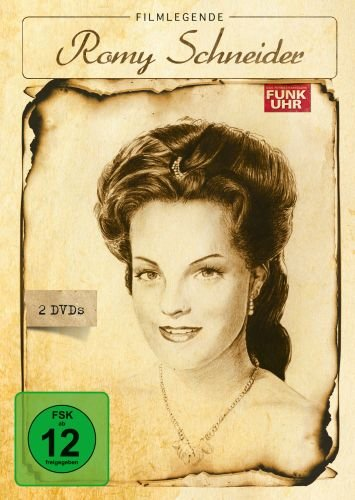 Filmlegende Romy Schneider [2 DVDs]