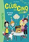 Le club des cinq junior, tome 9 : Un cadeau maudit par Blyton