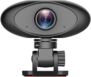 Webcam Computer Camera Clip-On Webcams with Microphone 1080P HD Webcam USB Web Camera for Gaming PC Laptops Video Conferen...
