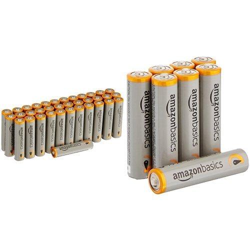 Amazonベーシック アルカリ乾電池 単4形44個パック