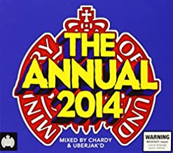 Ministry of Sound Presents the Annual 2014 by Various Artists (2013-11-19)