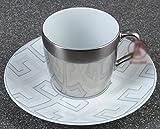 WJP Porzellan Grau Royal Palace Platinum Espresso,einstellen,1