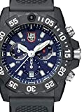 Reloj de Cuarzo Luminox Sea Navy Seal Chronograph 3580 Series, Azul, XS.3583