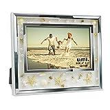 Umi. Essentials 15 x 10 cm Cornice per Foto da Parete e da Tavolo, Tema Oceano,  Bianco