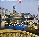 Hamburg: Original Stürtz-Kalender 2020 - Mittelformat-Kalender 33 x 41 cm
