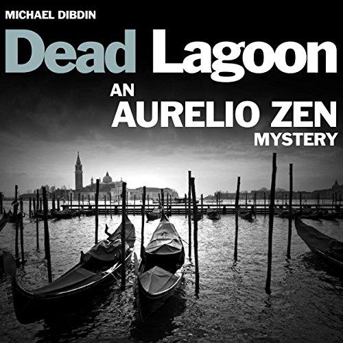 Aurelio Zen: Dead Lagoon cover art