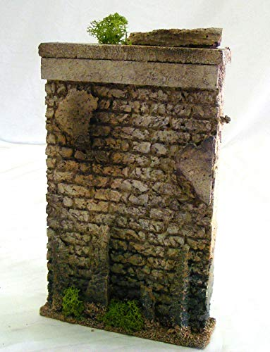 Mur 22 cm décor accessoires crèche