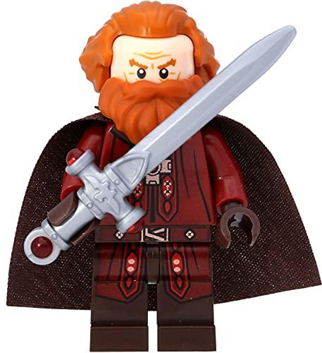 LEGO Harry Potter - Figura de Godric Gryffindor con su espada