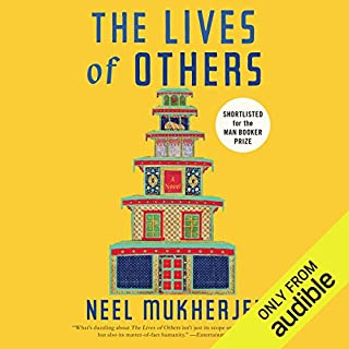 The Lives of Others audiobook cover art