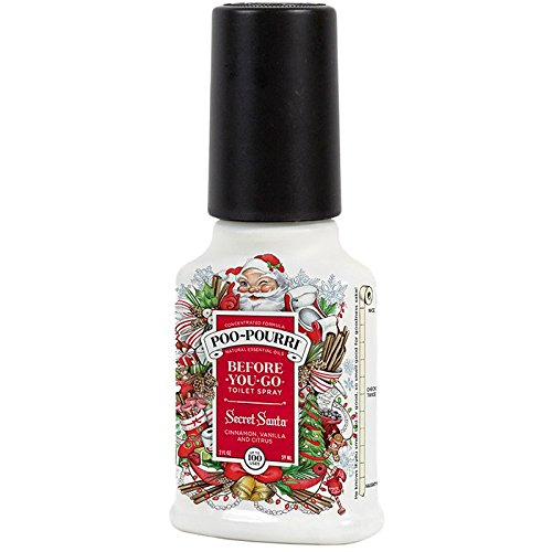 New Poo Potpourri Secret Santa 60 Weihnachten Poo Spray Neue Duft 2017