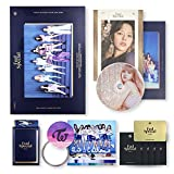 TWICE 8th Mini Album - FEEL SPECIAL [ B ver. ] CD + Photobook + Lyrics Paper + Photocards + OFFICIAL PHOTOCARD SET + OFFICIAL POSTER + FREE GIFT