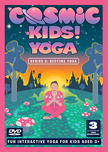 Cosmic Kids Yoga - Series 2 DVD. Bedtime Yoga!