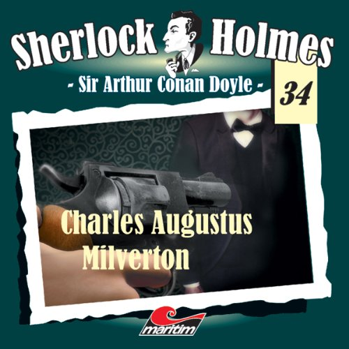 Charles Augustus Milverton  By  cover art